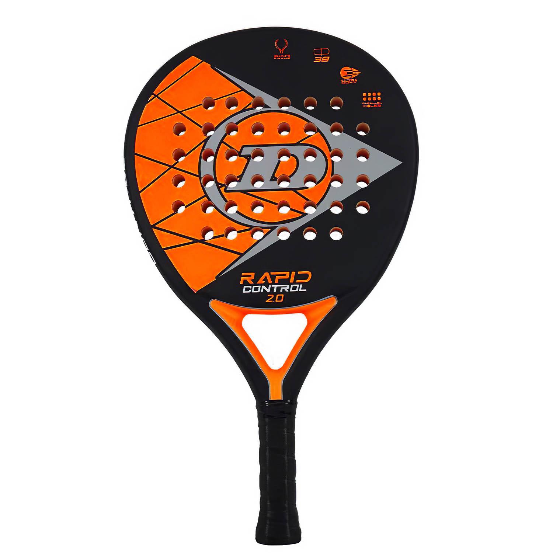 Dunlop Rapid Control 2.0 Padel - Black/Orange