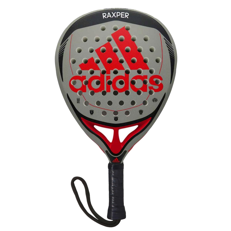 adidas Raxper Padel - Grey/Red
