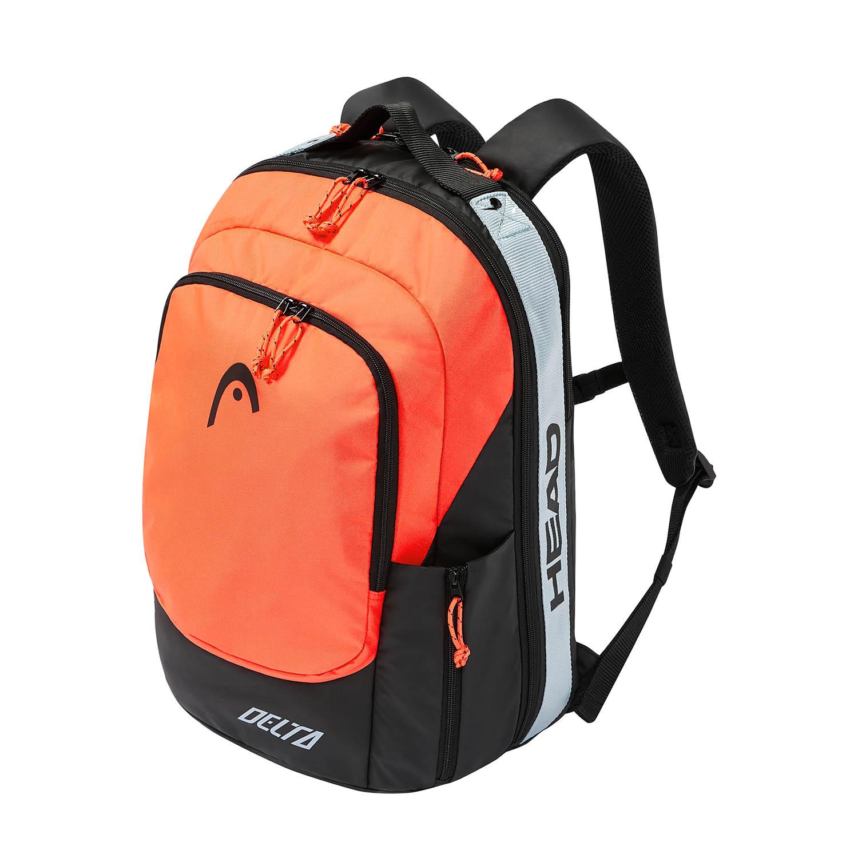 Head Delta Backpack - Orange/Black