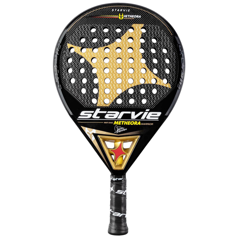 StarVie Metheora Warrior Padel - Black/Gold