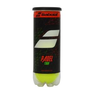 Padel Balls Babolat Padel Tour 3 Balls Can 501063