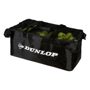 Court Accessories Dunlop Teaching x 250 Cart Balls Bag  Black 622545