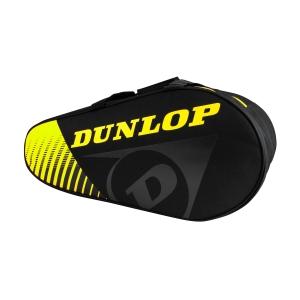 Padel Bag Dunlop Play Bag  Black/Yellow 10295496