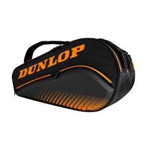 Padel Bag Dunlop Elite Thermo Bag  Black/Orange 10295502