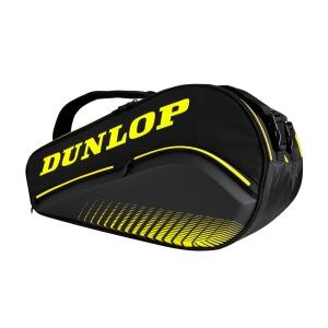 Padel Bag Dunlop Elite Thermo Bag  Black/Yellow 10295500