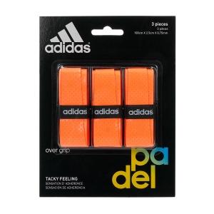Padel Overgrip Adidas Tacky Feeling x 3 Overgrip  Orange OG01OR