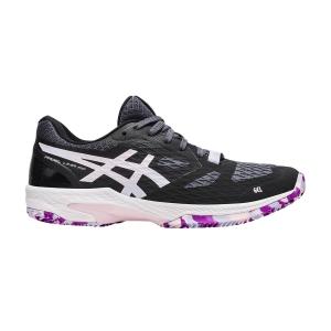 Women's Padel Shoes Asics Padel Lima FF  Black/Lilac Opal 1042A144001