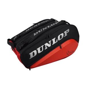 Padel Bag Dunlop Elite Thermo Ramiro Moyano Bag  Black/Red 10312744
