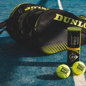 Dunlop Elite Thermo Bag - Black/Yellow