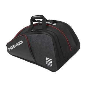 Padel Bag Head Alpha Sanyo Monstercombi Bag  Black/Flame 283571 BKFL
