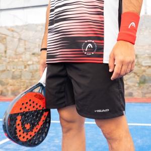 Head Club 8in Shorts - Black