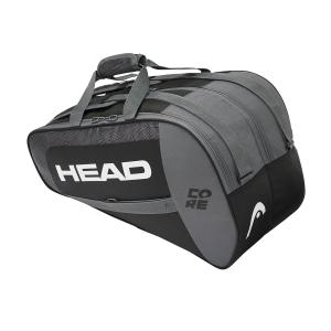 Padel Bag Head Core Combi Bag  Black/White 283601 BKWH