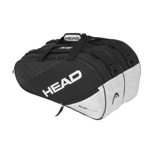 Padel Bag Head Elite Supercombi Bag  Black/White 283980 BKWH