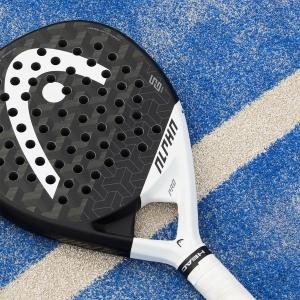 Head Graphene 360+ Alpha Pro Padel - Black/White