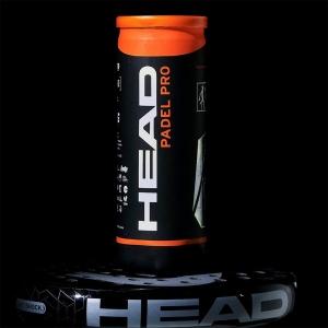 Head Padel Pro 3 Balls Can