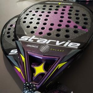 StarVie Dronos Galaxy Padel - Black/Purple