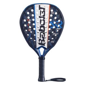 Padel Rackets Babolat Air Viper Padel  Black/Grey/Blue 150086314