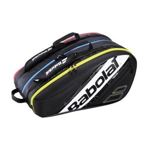 Padel Bag Babolat RH Team Bag  Black/White 759005145