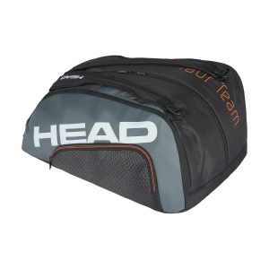 Padel Bag Head Tour Team Monstercombi Bag  Black/Gray 283960 BKGR