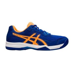 Men's Padel Shoes Asics Gel Padel Pro 4  Monaco Blue/Orange Pop 1041A127406