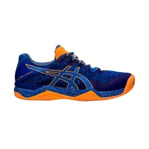 Men's Padel Shoes Asics Gel Padel Ultimate  Monaco Blue/Electric Blue 1041A226400