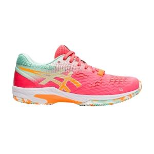 Women's Padel Shoes Asics Padel Lima FF  Blazing Coral/Orange Pop 1042A144708