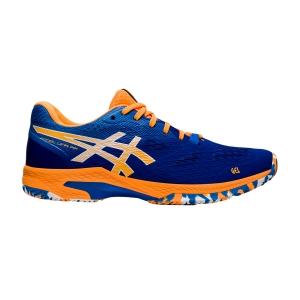 Men's Padel Shoes Asics Padel Lima FF  Monaco Blue/Orange Pop 1041A199408