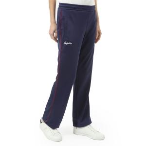 Women's Padel Pants and Tights Australian Double Pants  Blu Cosmo TEDPA0004842