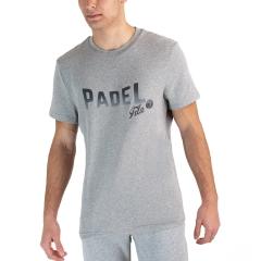 Fila Arno Camiseta - Light Grey Melange