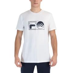 Fila Jacob Camiseta - White