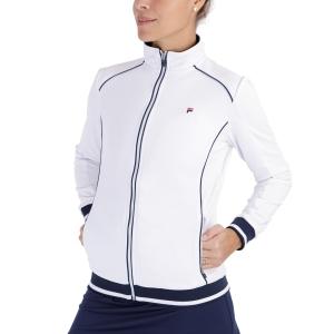Women's Padel Jacket Fila Sophia Jacket  White FBL211102001
