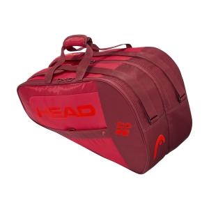 Padel Bag Head Core Combi Bag  Red 283601 RDRD