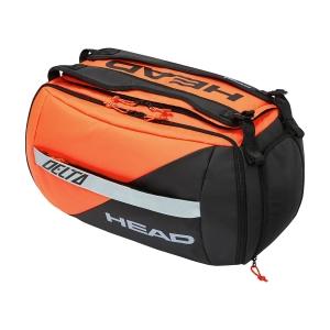 Padel Bag Head Delta Sport Duffle  Orange/Black 283541 ORBK