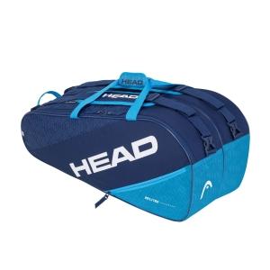 Padel Bag Head Elite Supercombi Bag  Navy/Blue 283980 NVBL