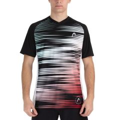 Head Game Tech Camiseta - Black Print