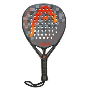 Padel Rackets Head Graphene 360+ Delta Plus Padel  Black/Red/Orange 228710