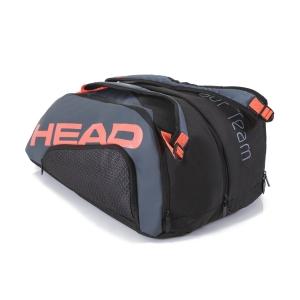 Padel Bag Head Tour Team Monstercombi Bag  Black/Orange 283970 BKOR