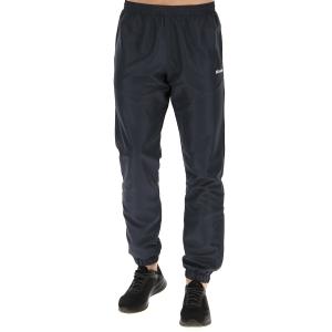 Men's Padel Pant and Tight Lotto Milano II Pants  Ebony 215848014