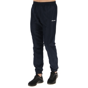 Men's Padel Pant and Tight Lotto Milano II Pants  Navy Blue 2158481CI