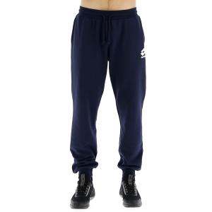 Men's Padel Pant and Tight Lotto Smart II Pants  Navy Blue 2144751CI