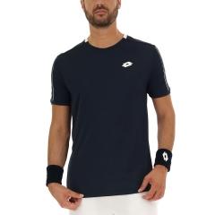 Lotto Squadra II Camiseta - Navy Blue