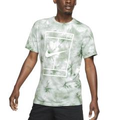 Nike Tie-Dye T-Shirt - White/Steam