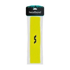 Padel Headband Varlion Logo Headband  Yellow ACCTEB200402803