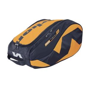 Padel Bag Varlion Summum Pro X 4 Bag  Grey/Orange BAGSPR2001002